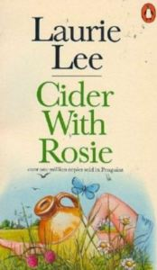 Penguin Books' cover of Cider with Rosie